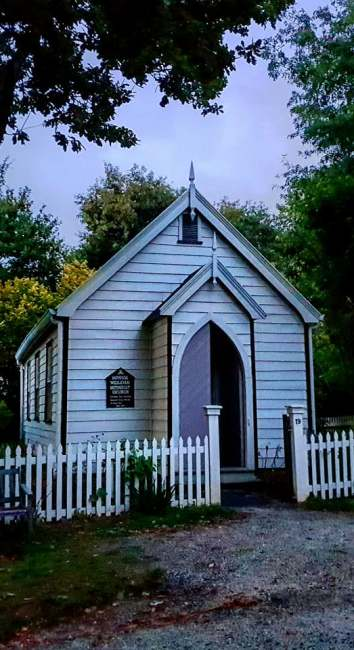 Howick Historical Village: Solo Overnight Sessions – Sam's night in the old Church.