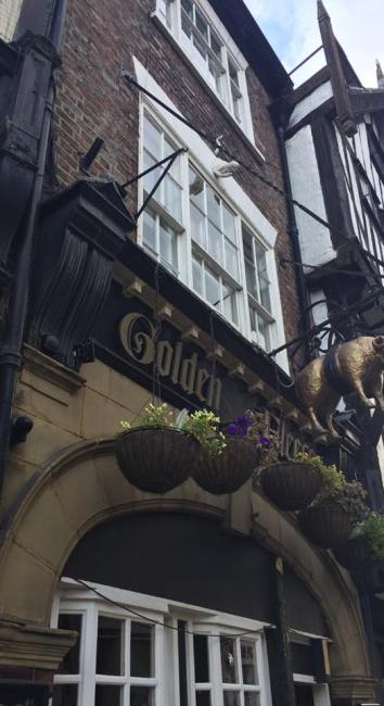The Golden Fleece – York, U.K