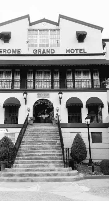 Jerome Grand Hotel – Jerome, Arizona. USA