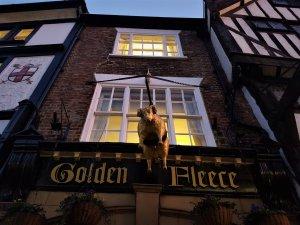 The Golden Fleece – York, UK