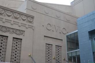 Building Façade, Auckland Civic Theatre
