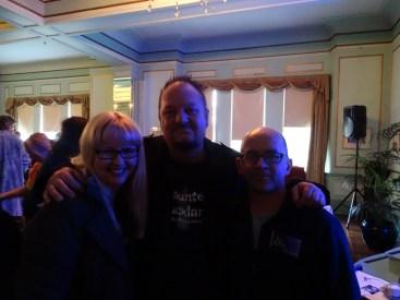 Rebecca Lang, Me and Paul Cropper