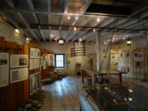 The Stone Store, museum