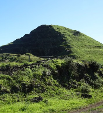 Matukutureia (or McLaughlin's Mountain), Clendon, Auckland