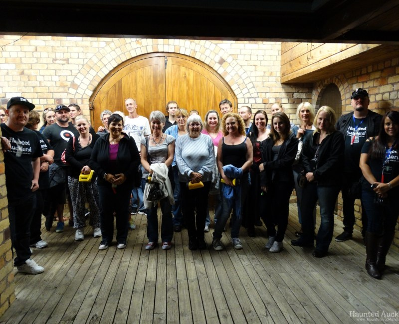 PUBLIC GHOST HUNT: The Pumphouse Theatre – Feb 27th 2015