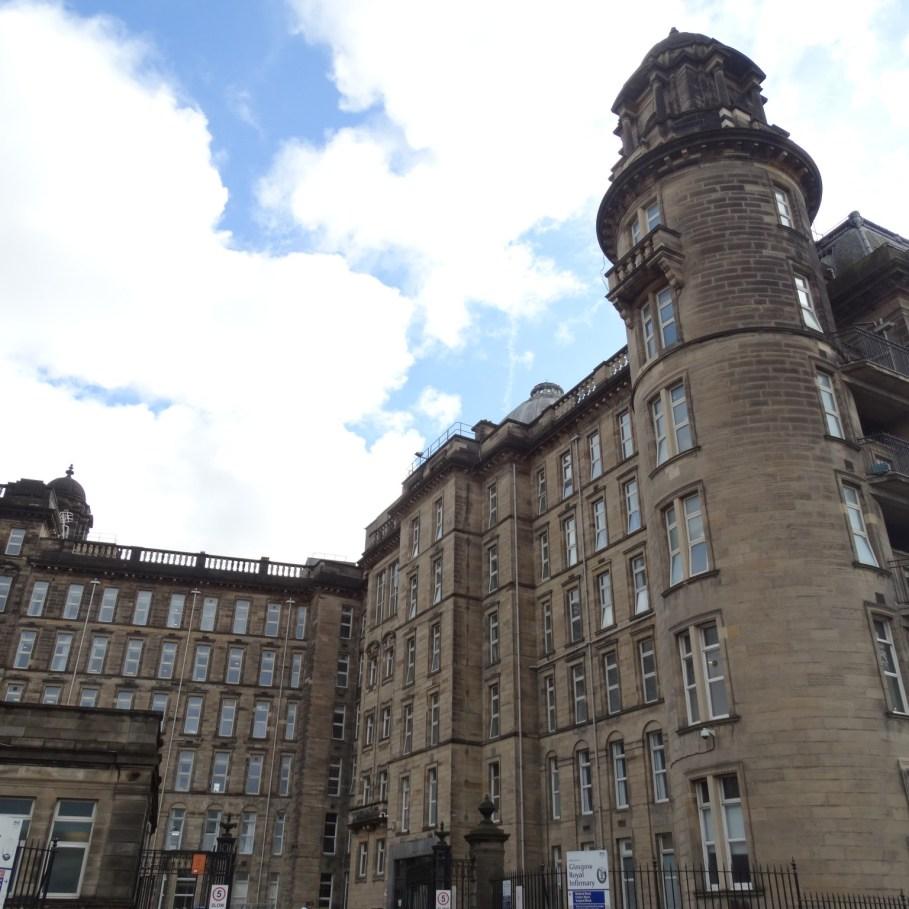 Glasgow Royal Infirmary - Glasgow, Scotland