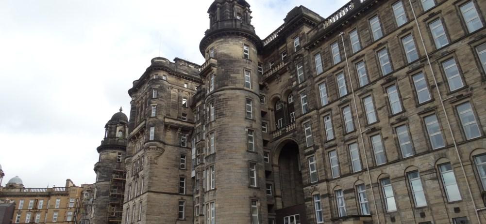 Glasgow Royal Infirmary – Glasgow, Scotland