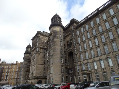 Glasgow Royal Infirmary – Glasgow, Scotland