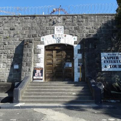 Napier Prison Investigation
