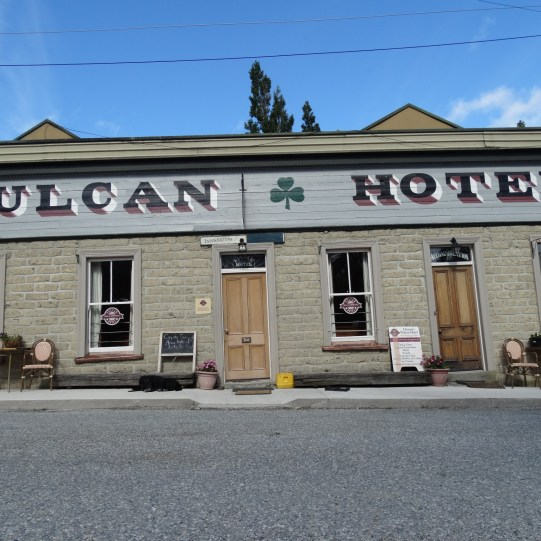 The Vulcan Hotel, St Bathans