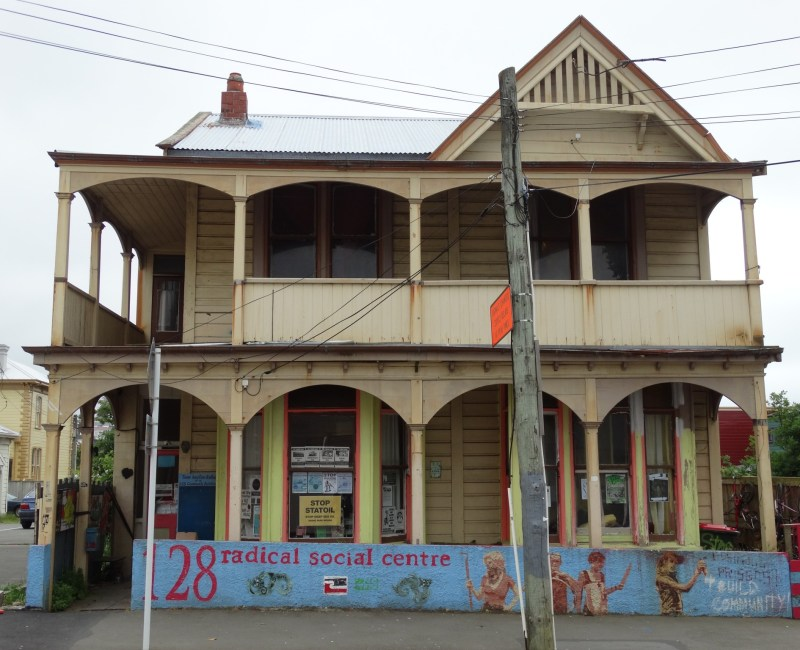 Radical Social Centre – Wellington