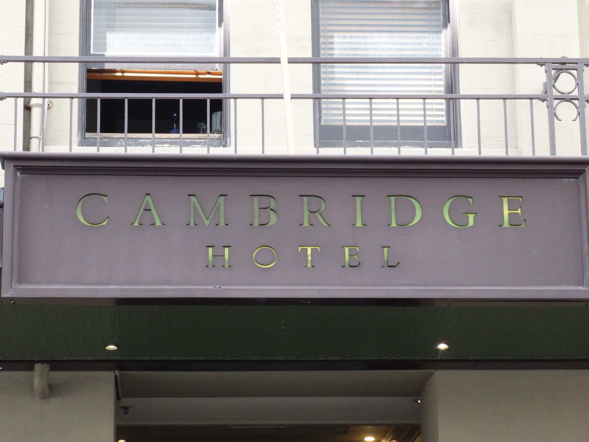 Cambridge Hotel - Wellington
