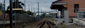 Glen Eden Railway Station