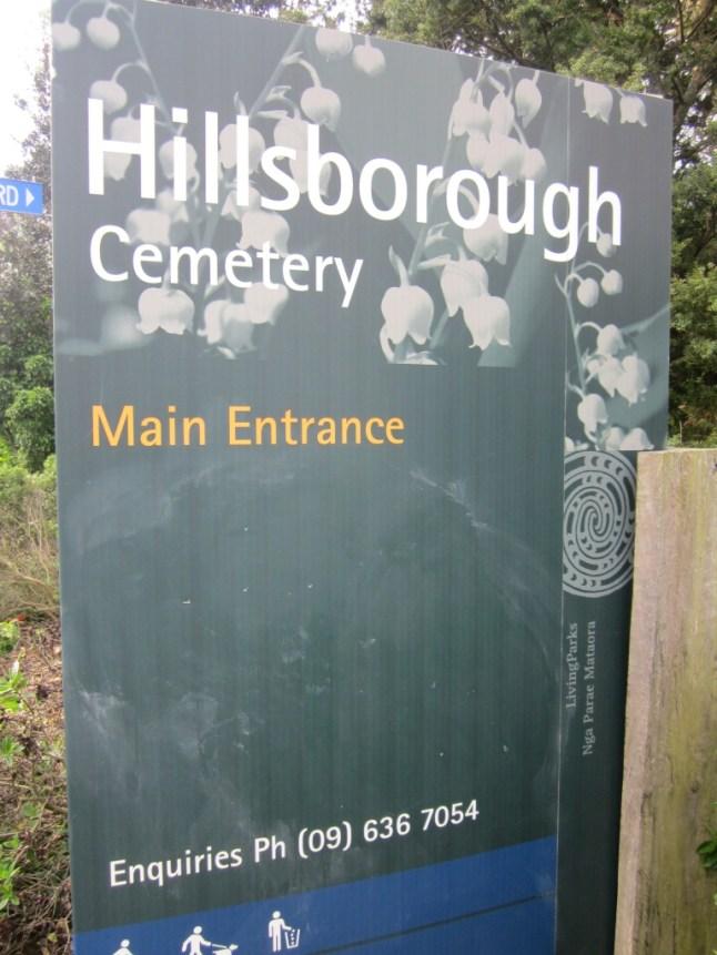 Hillsborough Cemetery 24