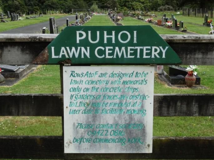 Puhoi Cemetery 01