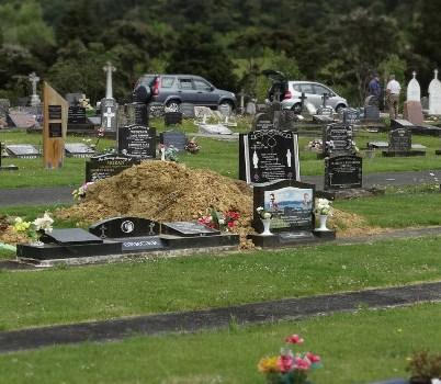 Puhoi Cemetery