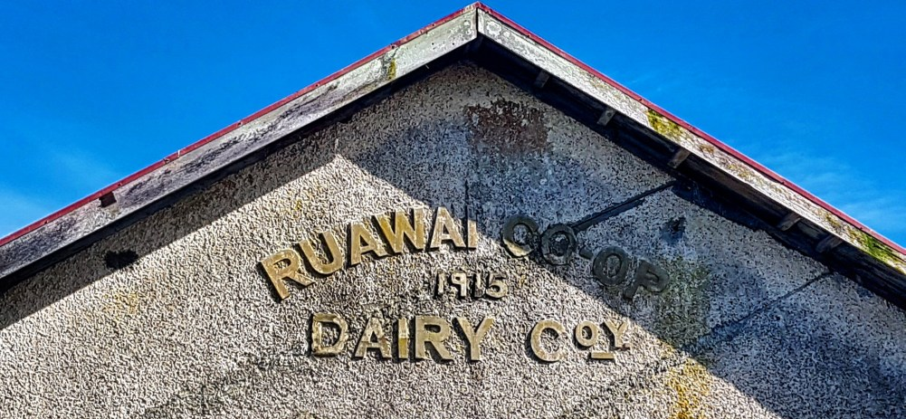 Abandoned Dairy factory – Ruawai