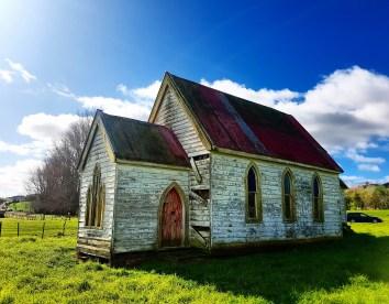 Parirau Zion Church – Matakohe