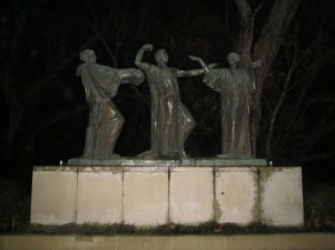 The Three Witches, Auckland Domain 06