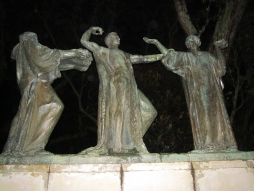 The Three Witches, Auckland Domain 08