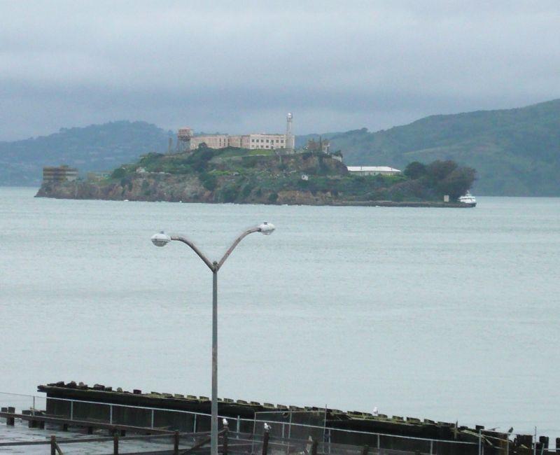 Alcatraz – San Francisco Bay, California