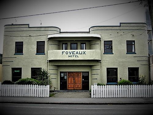 Foveaux Hotel – Bluff
