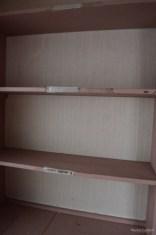 Maximum Security interior, cloakroom