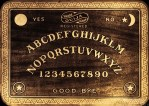 Early example of a Ouija Board, circa 1900