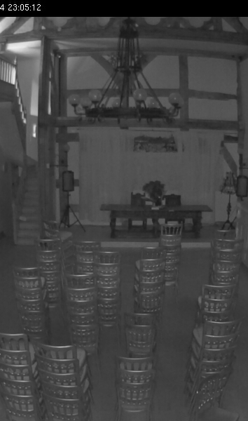 Ghost Cam: Ordsall Hall, Salsford UK