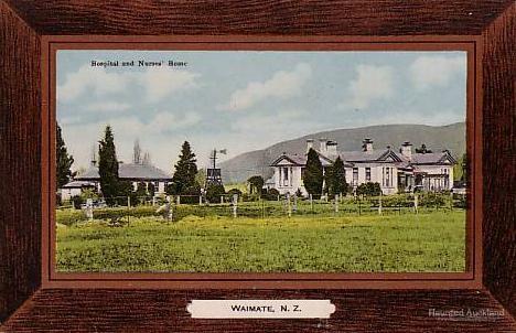 Waimate Hospital, Waimate