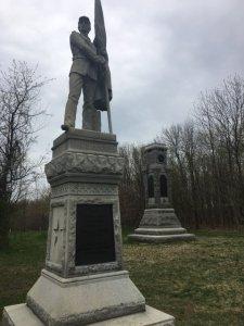 antietam battlefield; haunted; historic; paranormal; travel;