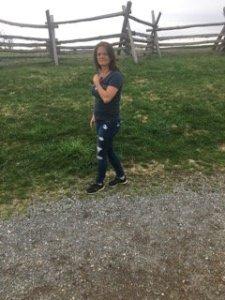 Antietam Battlefield; Bloody Lane; haunted battlefield; paranormal; historic travel