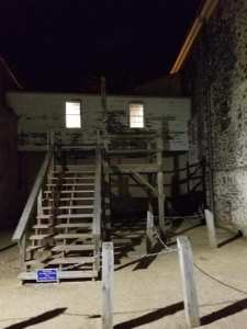 Burlington County Prison Museum Haunted historic prison paranormal pcinj