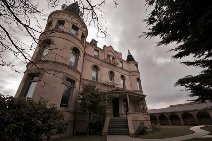 Manresa Castle Port Townsend Washington State Haunted