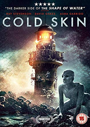 Cold Skin DVD Cover