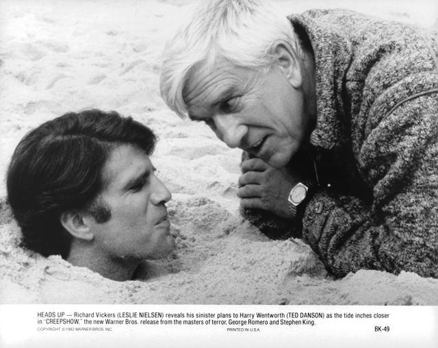 Creepshow (1982) production photo courtesy of IMDB