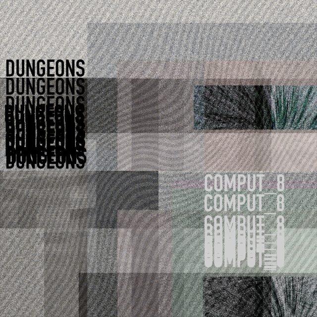 Album cover, greys.