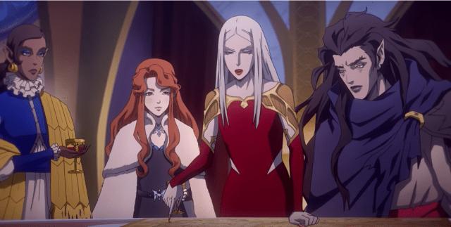 Castlevania S3 Episodes 2 & 3