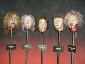 Waxworks Sex And Death And Political Reportage The