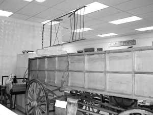 John Brown Execution Wagon Haunted Photography
