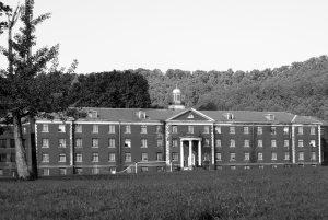 Trans-Allegheny Lunatic Asylum Main Building 2 Haunted Photography