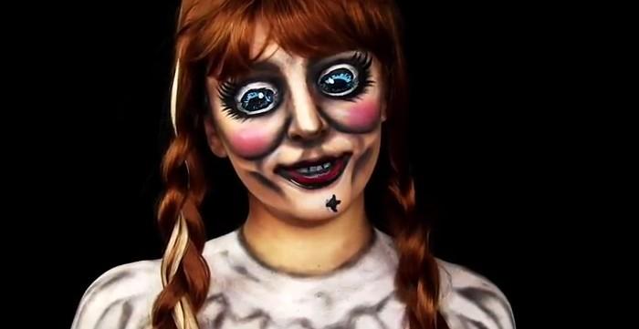 Annabelle Makeup Games