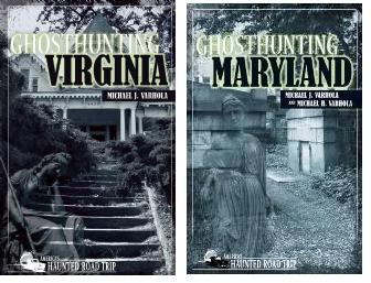 Michael Varhola's America's Haunted Road Trip Books