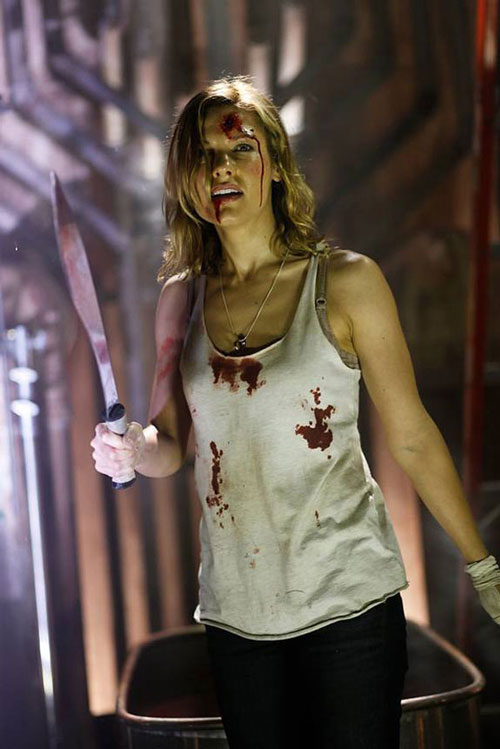 "Kiele Sanchez as Stella Oleson in ""30 Days of Night: Dark Days"""