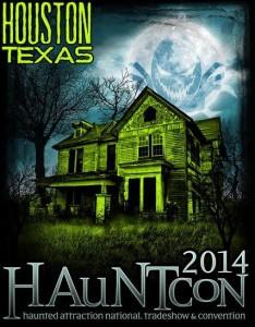 hauntcon 2014