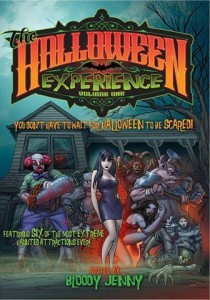 The Halloween Experience DVD