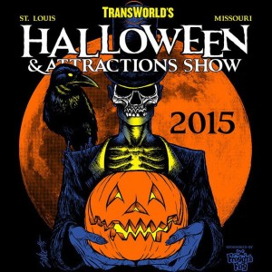 Transworld halloween & attraction show