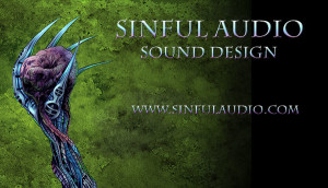 sinful audio sound fx