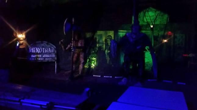 mindtrap haunted house