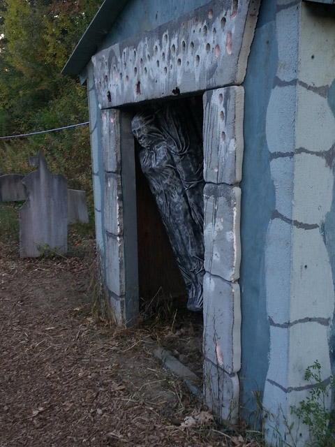 Haunted Hollow Outdoor Trail Attraction New Listing